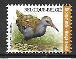 2017 Buzin Fauna Waterral Aangetekend Recommandé MNH !!! - 1985-.. Birds (Buzin)