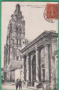 37 - Tours - Portail Du Musée Et La Cathédrale - Editeur: A N°6205