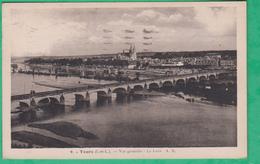 37 - Tours - Vue Générale - La Loire - Editeur: A.B N°9