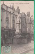 37 - Tours - Fontaine De Beaune Semblançay - Editeur: G.B N°34