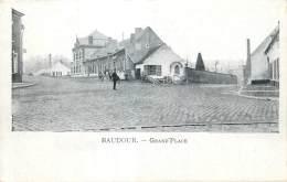 Saint-Ghislain - Baudour - La Grand' Place - Saint-Ghislain