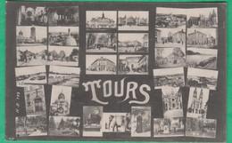 37 - Tours - Multi-vues - Editeur: H.B N°109