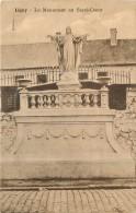 Sombreffe - Ligny - Le Monument Au Sacré-Coeur - Sombreffe