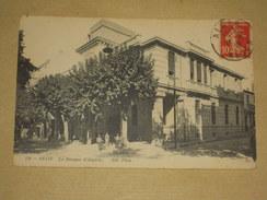 Cpa Algérie - Sétif - La Banque D'Algérie - 1919