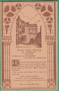 37 - Tours - Ancien Hôtel Princier De L'Arbalète 4, Rue De La Rotisserie Et 5, Rue L'Arbalète - Editeur: Carré