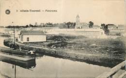 Tournai - Allain-Tournai - Canal Et Panorama - Tournai