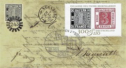 Germany - Sonderbeleg / Special Document (J1262)