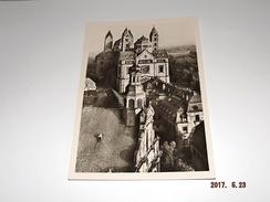 Ansichtskarte- Dom-zu Speyer.gelaufen-Nr-26-4-46 - Deutschland