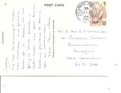 Guernesey ( CP De 1981 De Guernesey Vers Bradford à Voir)