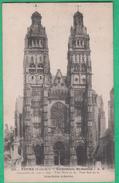 37 - Tours - Cathédrale Saint Gatien - Editeur: A.P N°121