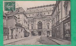 37 - Tours - Théâtre Municipal, Rue Corneille - Editeur: ND Phot N°49