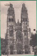 37 - Tours - La Cathédrale - Editeur: A.B N°2010