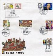 IBRA 1999 Sonderbeleg / Special Cover (J1276)