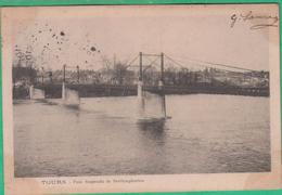 37 - Tours - Pont Suspendu De Saint Symphorien - Editeur: ?