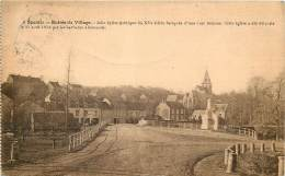Yvoir - Spontin - Entrée Du Village - Yvoir