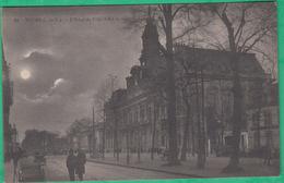 37 - Tours - L'Hôtel De Ville (Effet De Nuit) - Editeur: Nozais N°22