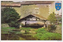 79 PAMPROUX - LE LAVOIR - VUE UNIQUE - France
