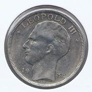 LEOPOLD III * 20 Frank 1934 Frans/vlaams  Pos.A * Prachtig * Nr 8580 - 1934-1945: Leopold III