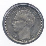 LEOPOLD III * 20 Frank 1934 Frans/vlaams  Pos.A * Prachtig * Nr 8583 - 07. 20 Francos