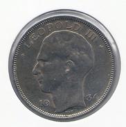 LEOPOLD III * 20 Frank 1934 Frans/vlaams  Pos.A * Prachtig / F D C * Nr 8592 - 1934-1945: Leopold III