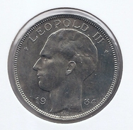 LEOPOLD III * 20 Frank 1934 Frans/vlaams  Pos.B * Z.Fraai / Prachtig * Nr 8586 - 1934-1945: Leopold III