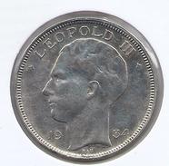 LEOPOLD III * 20 Frank 1934 Frans/vlaams  Pos.B * Prachtig / F D C * Nr 8596 - 1934-1945: Leopold III