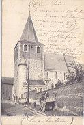 Hannut - L'Eglise (animée, Edit. Dubois-Graindor, Précurseur) - Hannut