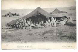 ALGERIE - Campement De Nomades