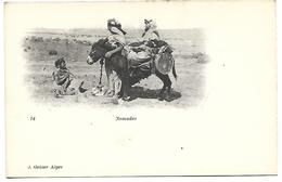 ALGERIE - Nomades