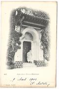 ALGERIE - Porte D'une Maison Mauresque
