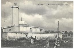 ALGERIE - MASCARA - La Mosquée Historique D'Abd El Kader