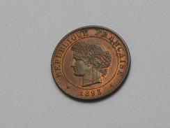 1 Centime  Cérès 1893 **** EN ACHAT IMMEDIAT **** Très Belle Monnaie SPL SANS PROBLEME - Francia