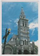 97 - ILE DE LA REUNION - Église Sainte Anne - Ed. Hoa Qui N° 6002 - Crucifix Calvaire Croix - Saint Benoît