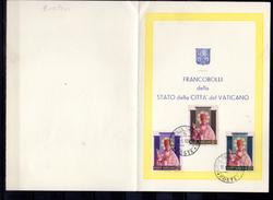 1954   Canonisation De Pie X,  200 / 202 Sur Feuillet,