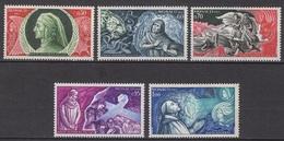 MONACO 1966 - SERIE N° 683 A 687 - 5 TP NEUFS* /C2638