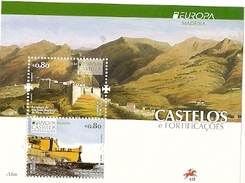 Portugal ** & CPTE Europa Madeira Castles, Fortress Of St. John The Baptist And Fortress Of St. James  2017 (458)