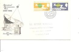 Télécom ( FDC De Gibraltar De 1965 à Voir)