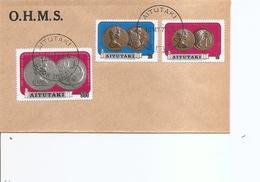 Monnaies ( FDC De Aitutaki De 1973 à Voir) - Münzen