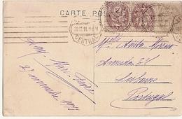 France & View Of The Dordogne Castle To Lisbon 1911 (677)