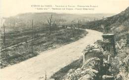 02 - CHEMIN Des DAMES - Vendresse Et Troyon - Observatoire Français