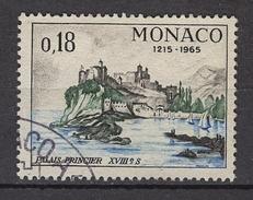 MONACO 1966 - N° 679 - OBLITERE /C031