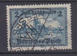 GERMAN REICH 1930 Old Type Inscribed: Reichsmark Used 387 (Mi.440)