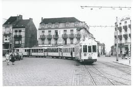 Tram De Knokke (une Photo Pas Une Carte) - Belgique
