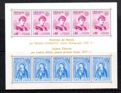 1974-75     Ste Dévote, BF 10**, Cote 55 €,