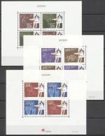 Portugal 1994 - MNH - Archery, Armadillo, Columbus, Europe, Monkey