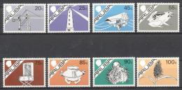 Aruba 1987 - MNH - Cactus, Definitive Issue, Frog, Lighthouse, Shells