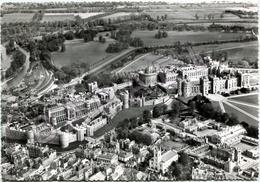 Windsor (Angleterre) - Château De Windsor (Circulé En 1955)