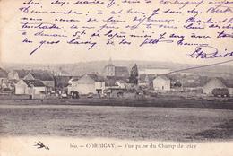 CORBIGNY - Vue Prise Du Champ De Foire - Corbigny