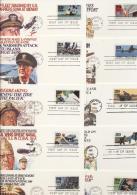 USA (United States) 1992 - Cover: FDC - World War II