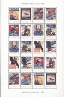 St. Vincent 2010 - MNH - Army, History, USA, World War II